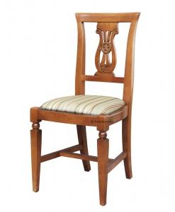 chaise classique Mythos, chaise cuisine, chaise robuste, chaise en bois massif