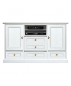 Meuble Buffet Tv Top fonctionnel Arteferretto