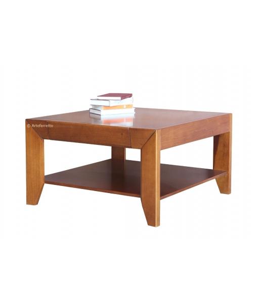 Table basse avec tiroir modèle London, Réf. A100