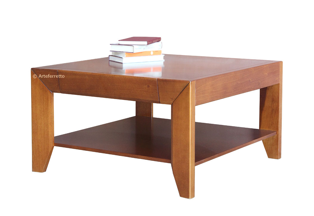 Table basse avec tiroir mod le london lamaisonplus - Modele table basse ...