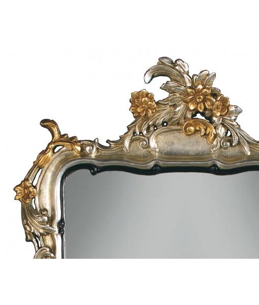 miroir, miroir feuille d'or