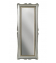 Miroir mural vertical en bois Arteferretto
