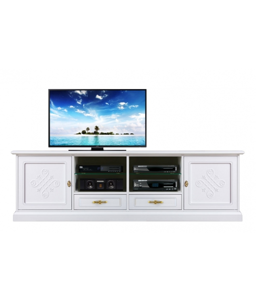 Meuble tv collection you lamaisonplus - Meuble tv 80 cm largeur ...