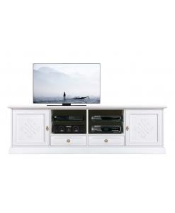 meuble Tv, banc tv, meuble tv 2 mètres