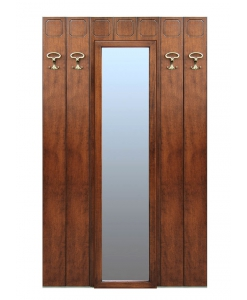 porte-manteau, panneau vestiaire, rangement couloir, meubles d'entrée