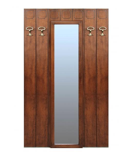 Porte Manteau Avec Miroir Central Lamaisonplus