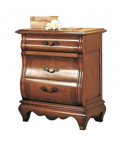 commode classique 3 tiroirs profonds lamaisonplus. Black Bedroom Furniture Sets. Home Design Ideas