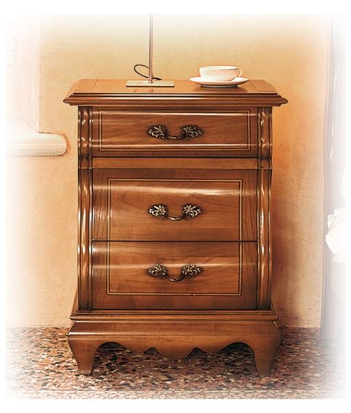 table de chevet, chevet avec tiroirs