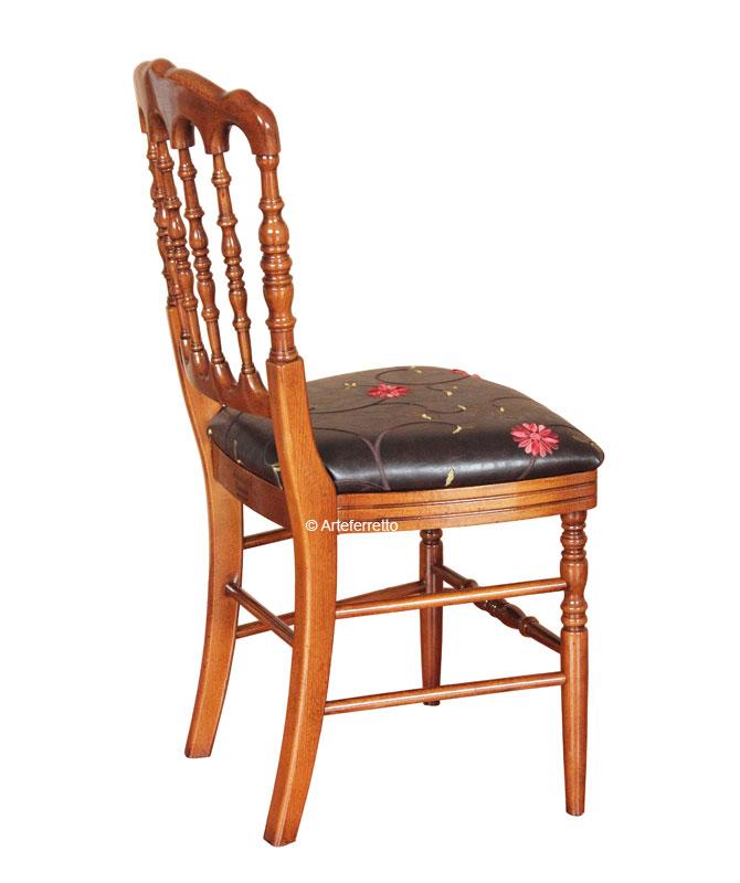 chaise classique beau bistrot lamaisonplus. Black Bedroom Furniture Sets. Home Design Ideas