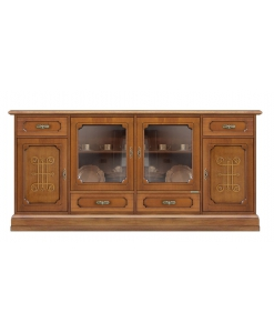 Buffet vitrine de rangement Coll. You Arteferretto