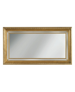 Miroir Maxi en feuille d'or Arteferretto