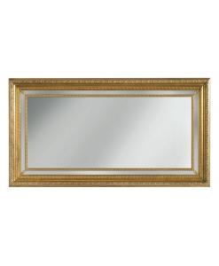 Miroir Maxi en feuille d'or Arteferretto