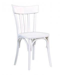 chaise de bar ou cuisine, chaise blanche, chaise de repas, lot de chaises