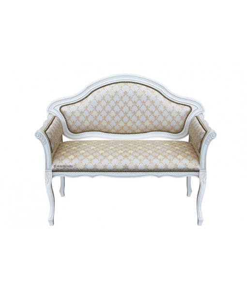 Petit canapé classique réf. P-B40