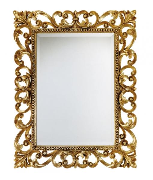 Miroir réf. A240 - Feuille d'or