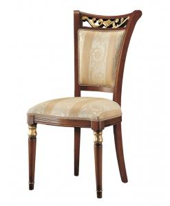 chaise classique, chaise rembourrée, chaise élégante, chaise pour le salon