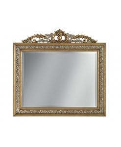 Miroir mural rectangulaire La Majestueuse Arteferretto