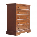 Commode Chiffonnier 5 tiroirs « Springville »