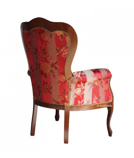 fauteuil classique confort trois arcs lamaisonplus. Black Bedroom Furniture Sets. Home Design Ideas