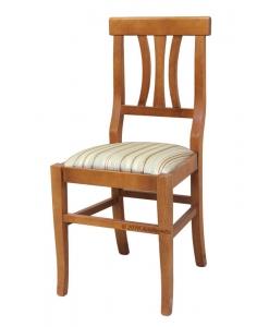 chaise de repas, chaise de cuisine siège rembourrée, chaise siège rembourrée