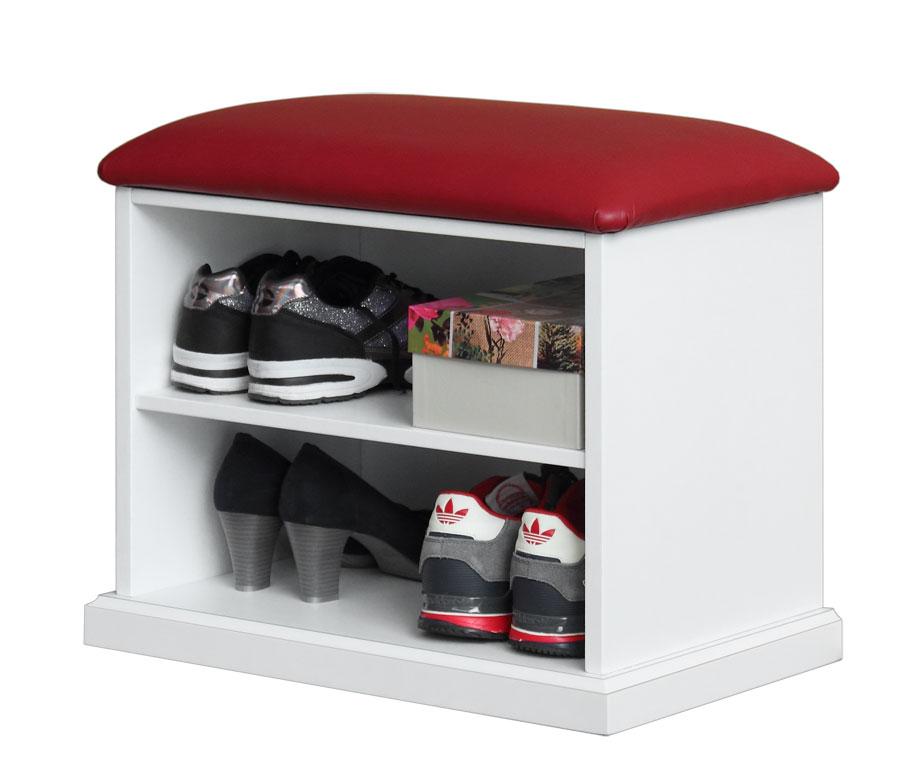 banquette range chaussures lamaisonplus. Black Bedroom Furniture Sets. Home Design Ideas