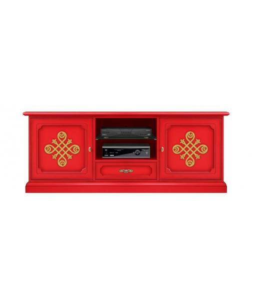 meuble tv 100 cm largeur photos de conception de maison. Black Bedroom Furniture Sets. Home Design Ideas