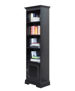 bibliothèque haute, bibliothèque gain de place, meuble sauve espace