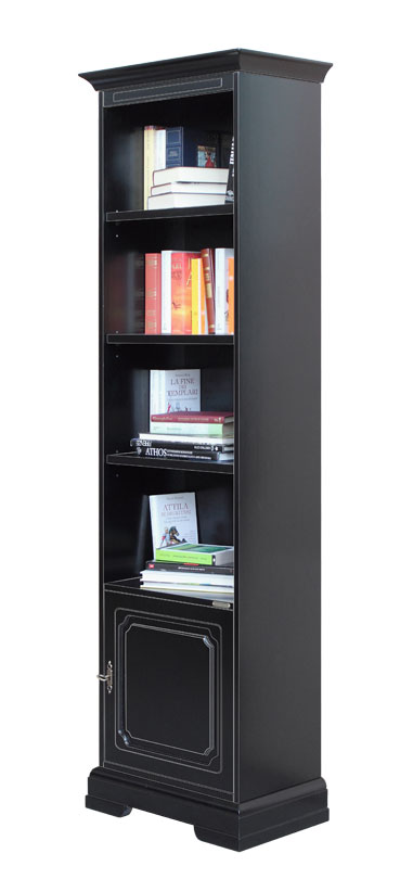 biblioth que haute gain de place lamaisonplus. Black Bedroom Furniture Sets. Home Design Ideas