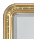 détail miroir avec angles arrondis
