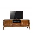 meuble banc tv bas, support tele, meuble de télévision, meuble tv, meuble tv de style, meuble tv style classique