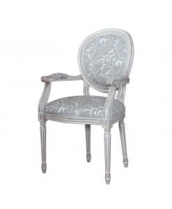 fauteuil m daillon ovale lamaisonplus. Black Bedroom Furniture Sets. Home Design Ideas
