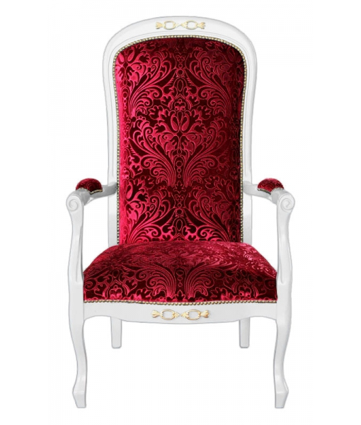 Fauteuil Fantastic Fly rouge Sweetness