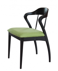 Chaise design confortable enveloppante
