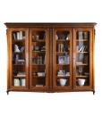 bibliothèque murale, meuble bibliothèque, bibliothèque pour salon, meuble bibliothèque classique