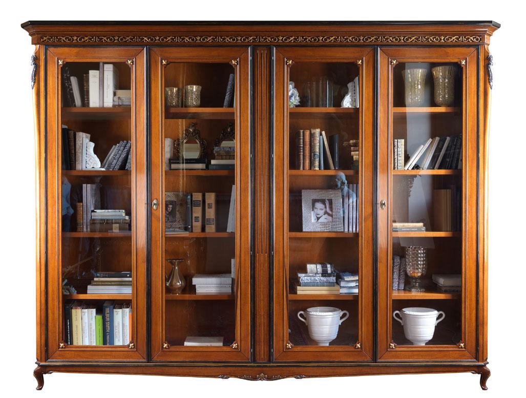 Meuble Biblioth Que Style Ancien Archivi Lamaisonplus # Bibliotheque Meuble Salon