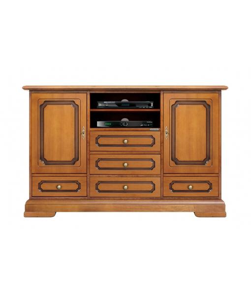 Meuble TV multifonction, meuble tv design italien, achat meuble tv, meuble buffet, bahut salle à manger