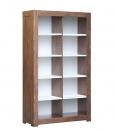 Bibliothèque rayonnage en bois de frêne