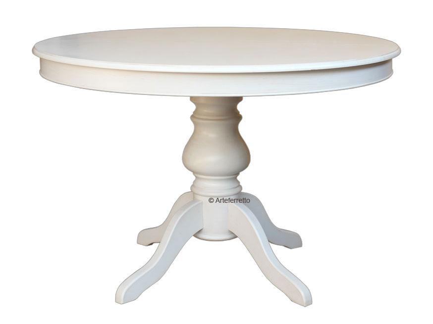 Table Ronde 110 Cm.Table Salle A Manger Prolongeable Diametre 110 Cm Lamaisonplus