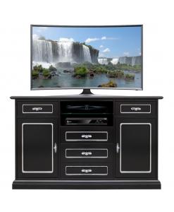 buffet meuble TV, meuble de rangement, meuble multi-fonction, meuble tv polyvalent