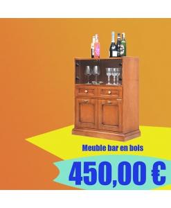 Meuble bar en bois réf. A-2001