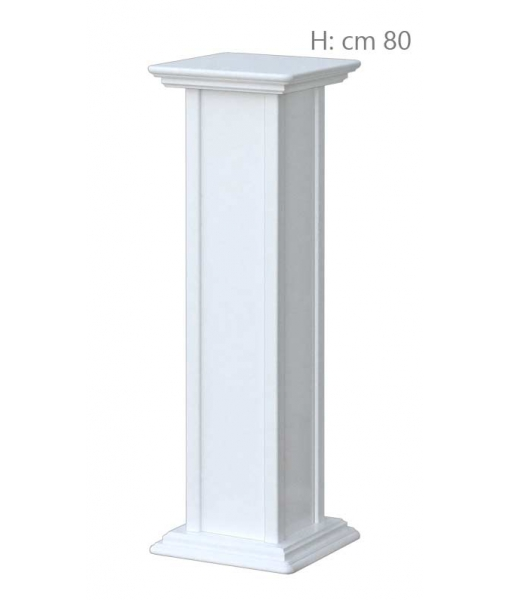 Colonne porte-plante ou support enceinte Arteferretto