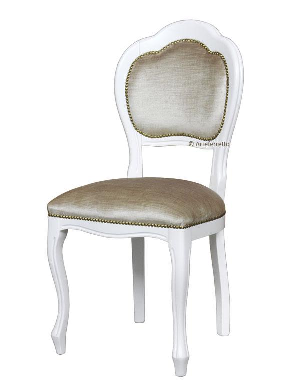 chaise classique 3 arcs lamaisonplus. Black Bedroom Furniture Sets. Home Design Ideas
