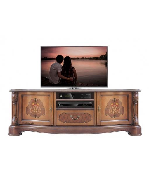 Meuble TV classique élégant réf. A-331