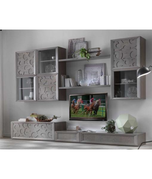Ensemble meuble Tv pour salon réf. ATL-01