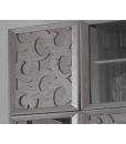 Détail d'une des portes Ensemble meuble tv réf. ATL-01