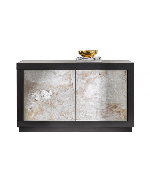 buffet contemporain ouverture push pull lamaisonplus. Black Bedroom Furniture Sets. Home Design Ideas