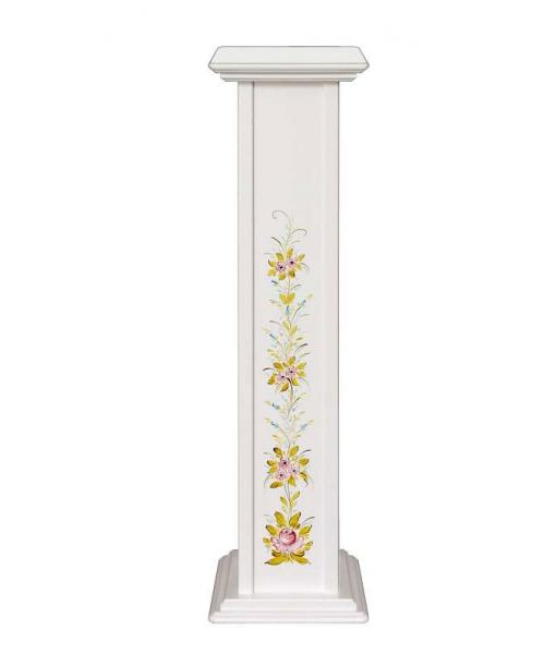 Colonne porte pots de fleurs réf. PV-01-DEC