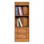 Collection « Compos » - Meuble bibliothèque avec 2 tiroirs réf. CN-112