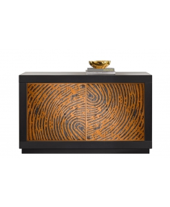 Meuble buffet empreinte contemporaine