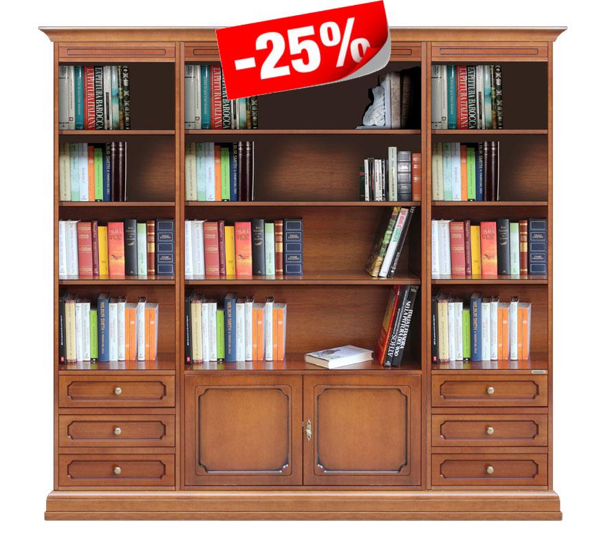 meuble biblioth que mural pour salon lamaisonplus